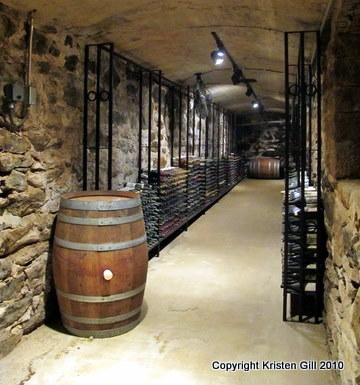 Cellar at Biltmore Winery