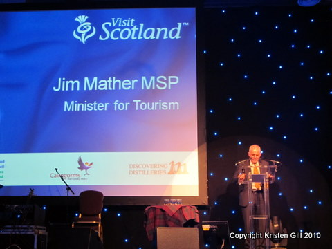 Scottish Minister of Tourism