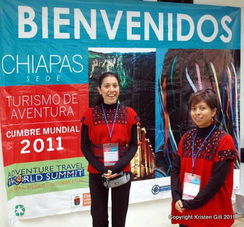 Bienvenidos - Adventure Travel World Summit