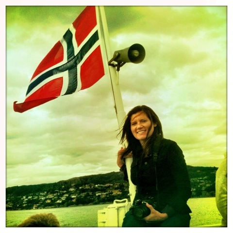 Norway Flag Syttende Mai