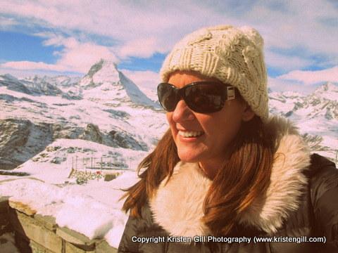 Matterhorn Switzerland Kristen Gill