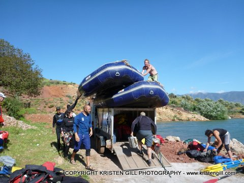 Morocco River Rafting Water by Nature 1