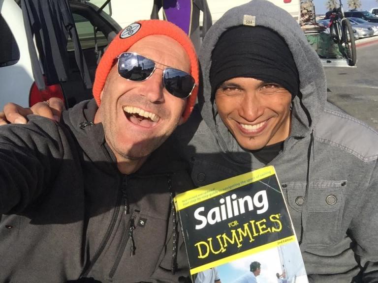 sailing team alula crams before big race to alaska