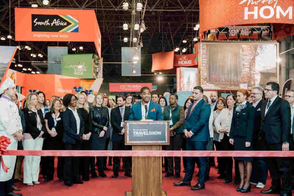 Dates For 2019 New York Times Travel Show Announced
