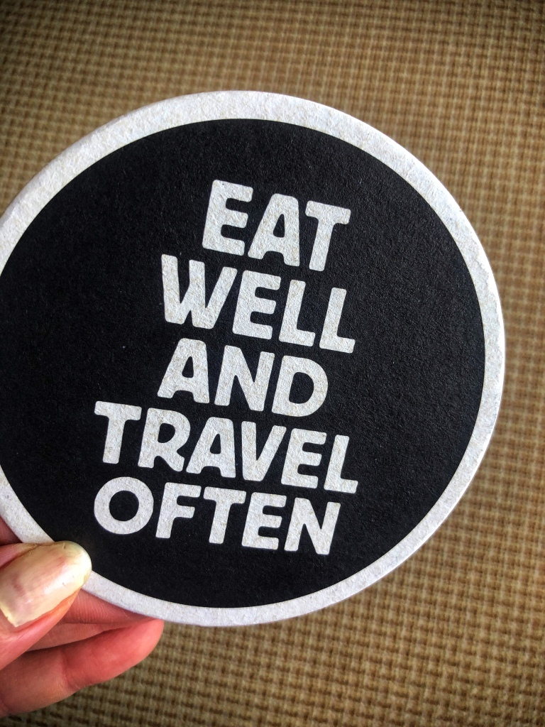 Eat Well Travel Often - Copyright Kristen Gill Media 2018