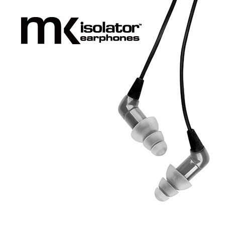 mk 5 isolator earphones