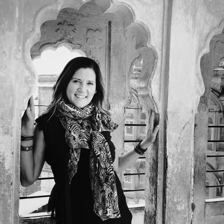 Kristen Gill Rajasthan India Adventure Travel Writer Journalist Photographer