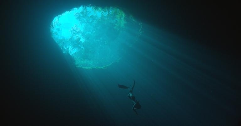H2O PBS CENOTE HOLE EARTH DAY 2020