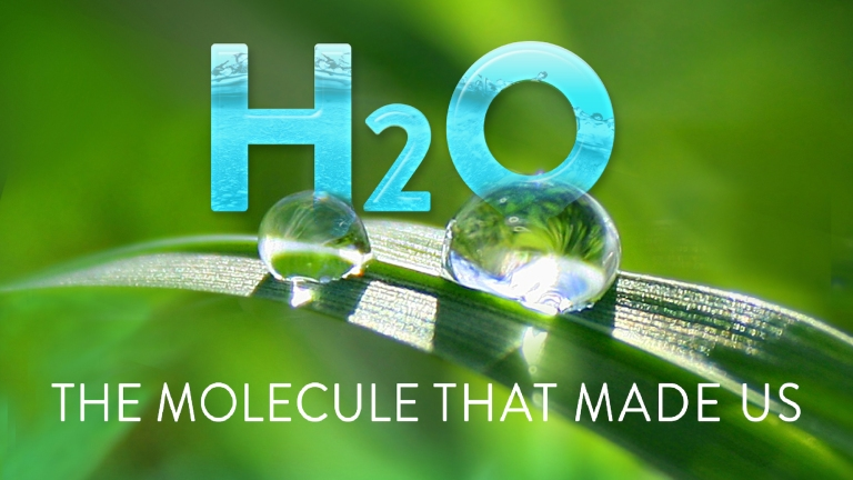 PBS new documentary for Earth Day 2020: H2O The Molecule That Made Us.